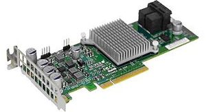 SUPERMICRO AOC-S3008L-L8i  / 12Gbs Eight-Port SAS Internal HBA Adapter