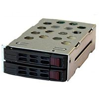 "SUPERMICRO Rear hot-swap drive bay for 2x 2.5"" drives 2U"
