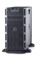 DELL PowerEdge T330 / Xeon E3-1230 v5 / 16GB / 4x 300GB SAS 10k / DVDRW / H730 / iDRAC 8 Enterprise / 2x 495W / 3YNBD