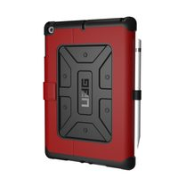 UAG Metropolis case Magma, red - iPad 2017