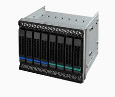 Intel Hot-swap Backplane PCIe Combination Drive Cage Kit pro Server P4000 (2.5in NVMe SSD)