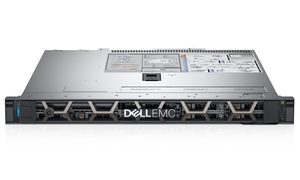 DELL PowerEdge R340 / Xeon E-2124 3.3GHz / 16GB / 2 x 600GB SAS / H730P+ / 2x 350W / iDRAC 9 Basic / 1U / 3YNBD