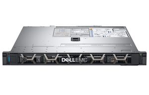 DELL PowerEdge R340 / Xeon E-2134 3.5GHz / 16GB / 2 x 480GB SSD / H330+ / 2x 350W / iDRAC 9 Basic / 1U / 3YNBD