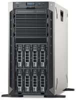 DELL PowerEdge T340 / Xeon E-2124 3.3GHz / 32GB / 2x 4TB + 1x 240GB / H330+ / 2x GLAN / iDRAC 9 Basic / 2x 350W / 3YNBD