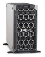 DELL PowerEdge T440 / Xeon Gold 5122 3.6GHz / 16GB / 2x2TB+2x480GB / H740P / 4x GLAN / iDRAC 9 Ent. / 2x 495W / 3YNBD