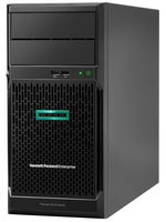 HPE ProLiant ML30 Gen10 / Xeon E-2124 3.3GHz / 16GB / 4x HDD / 2xGLAN / 350W