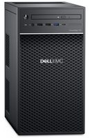 DELL PowerEdge T40 / Intel Xeon E-2224G 3.5GHz / 16GB / 2x 4TB SATA / 1x 300W / GLAN / DVD / 3YNBD
