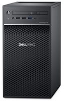 DELL PowerEdge T40 / Intel Xeon E-2224G 3.5GHz / 8GB / 2x 1TB SATA / 1x 300W / GLAN / DVD / W10P / 3YNBD