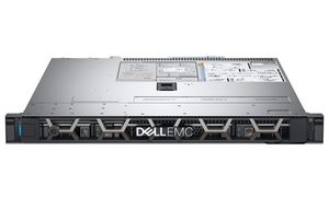 DELL PowerEdge R340 / E-2234 3.6GHz / 16GB / 2x 480GB SATA SSD / H330 / 2x 350W / iDRAC 9 Enterprise / 2x GLAN / 1U / 3Y