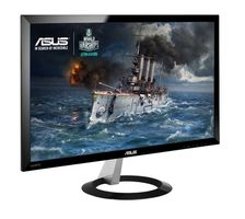 "23"" ASUS VX238H / TN / FHD 1920 x 1080 / 16:9 / 1 ms / 250 cd / 80M:1 / VGA + 2x HDMI"