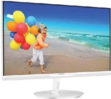 "23"" PHILIPS 234E5QHAW / LED / 1920 x 1080 / IPS / 16:9 / 5ms / 1000:1 / 250cd-m2 / VGA+HDMI / Bílý"