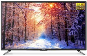 "43"" Sharp LC-43CFE5111E / LED TV / 1920 x 1080 / 3x HDMI / 2x USB / LAN / DVB-T/C"