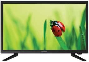 "22"" MANTA LED 92201 / Full HD / LED / 60Hz / DVB-T+C / černá"