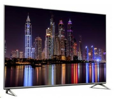 "58"" Panasonic TX-58DX703E stříbrná / Smart TV / LED / 4K UHD / 1400Hz / DVB-T2-T-C-S2 / Wi-Fi"