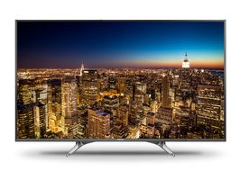 "55"" Panasonic TX-55DX600E stříbrná / Smart TV / LED / 4K UHD / 800Hz / DVB-T2-T-C / Wi-Fi"