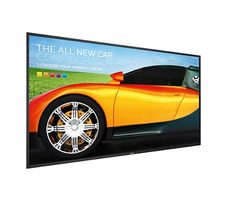 "75"" PHILIPS 75BDL3050Q / E-LED / 3840 x 2160 / 16:9 / 8ms / 1200:1 / 410 cd-m2 / HDMI+DP+VGA / VESA"