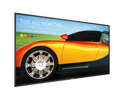 "85.6"" PHILIPS 86BDL3050Q / IPS / E-LED / 3840 x 2160 / 16:9 / 8ms / 1200:1 / 410 cd-m2 / HDMI+DP+VGA / USB / VESA"