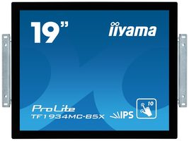 "19"" IIYAMA ProLite TF1934MC-B5X / IPS / 1280 x 1024 / 5:4 / 14 ms / 250cd / 1000:1 / VGA+HDMI+DP"