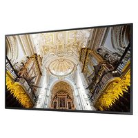 "75"" SAMSUNG QB75N - UHD / E-LED / 3840x2160 / 16:9 / 8ms / 400cd / 6000:1 / 2x HDMI+DVI+RS232+RJ45 / 2x USB / WiFi"