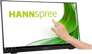 "21.5"" HANNspree HT 225 HPB Projected Capacitive / Dotykové LCD 16:9 / multitouch / DP / HDMI / VGA"