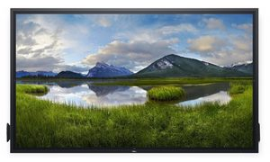 "85.6"" DELL C8621QT Touch / LED / 3840x2160 / IPS / 16:9 / 8ms / 1 000:1 / 400cd-m2 / 4x HDMI+DP+VGA / 3xUSB / 3YNBD"