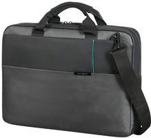 "Samsonite QIBYTE LAPTOP BAG 15.6"" šedá / Taška na notebook"