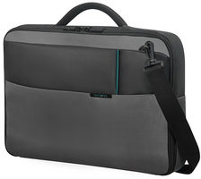 "Samsonite QIBYTE OFFICE CASE 15.6"" šedá / Taška na notebook"