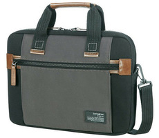 "Samsonite SIDEWAYS LAPTOP SLEEVE 13.3"" černo-šedá / Taška na notebook"
