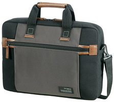 "Samsonite SIDEWAYS LAPTOP BAG 15.6"" černo-šedá / Taška na notebook"