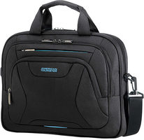 "American Tourister AT WORK LAPTOP BAG 13.3""-14.1"" černá / Brašna na notebook"