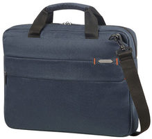 "Samsonite Network 3 LAPTOP BAG 15.6"" Space Blue / Taška na notebook"