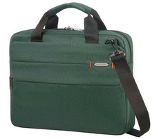 "Samsonite Network 3 LAPTOP BAG 14.1"" Bottle Green / Taška na notebook"