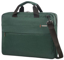 "Samsonite Network 3 LAPTOP BAG 17.3"" Bottle Green / Taška na notebook"