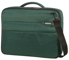 "Samsonite Network 3 OFFICE CASE 15.6"" Bottle Green / Taška na notebook"