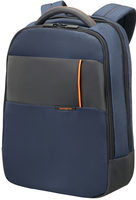"Samsonite QIBYTE LAPTOP BACKPACK 15.6"" blue / Batoh na notebook"