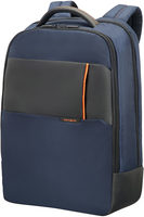 "Samsonite QIBYTE LAPTOP BACKPACK 17.3"" blue / Batoh na notebook"