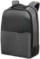 "Samsonite QIBYTE LAPTOP BACKPACK 17.3"" Anthracite / Batoh na notebook"