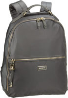 "Samsonite Karissa Biz BACKPACK 14.1"" Gunmetal Green / Dámský batoh na notebook"