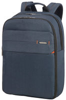 "Samsonite Network 3 LAPTOP BACKPACK 17.3"" Space Blue / Batoh na notebook"