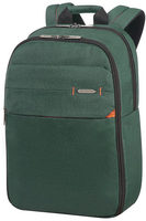 "Samsonite Network 3 LAPTOP BACKPACK 15.6"" Bottle Green / Batoh na notebook"