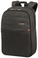 "Samsonite Network 3 LAPTOP BACKPACK 15.6"" Charcoal Black / Batoh na notebook"