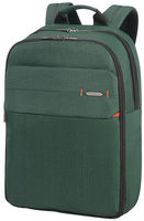 "Samsonite Network 3 LAPTOP BACKPACK 17.3"" Bottle Green / Batoh na notebook"