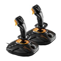 Thrustmaster Joystick T16000M Space sim duo stick HOTAS