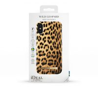 iDeal of Sweden Fashion zadní kryt pro Apple iPhone X leopardí motiv