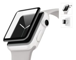 Belkin ScreenForce InvisiGlass ochranné sklo pro Apple Watch Series1 (42mm)