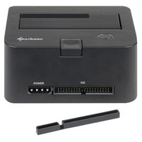 Sharkoon QuickPort Combo / dokovací stanice pro HDD / USB 2.0