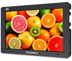 "FeelWorld FW703 displej 7"" / 1920 x 1080 / 450 cd-m2 / HDMI + 3G-SDI"