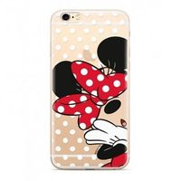 Disney Minnie 003 Back Cover pro Samsung J405 Galaxy J4 transparentní