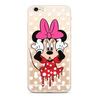Disney Minnie 016 Back Cover pro Huawei P Smart transparentní