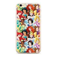 Disney Princess 001 Back Cover pro Apple iPhone 5 & 5S & SE mnohobarevná